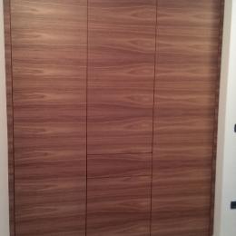 garderobna omara spalnica