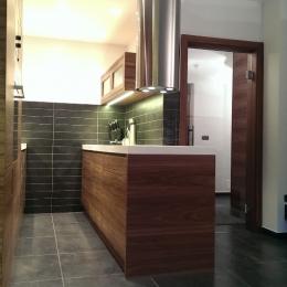 kuhinja vhod