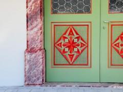 detalji vhodnih vrat