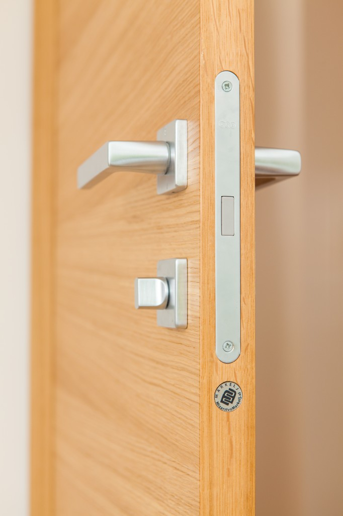 We Offer Door Frames Which Cower Old Metal Frames Up. This Is An Elegant  Solution To Cover Up Old Metal Frames.
