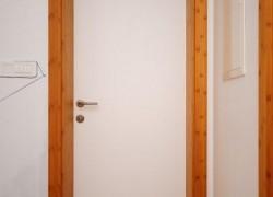 M2 jesen barvan podboj vrat bambus