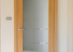 M4S vrata beljen hrast
