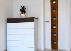 Vrata bela kozolec