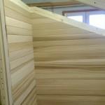 lesena savna iz cedre