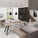 Načrt futuristične hiše