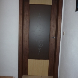 vrata furnir jesen in oreh