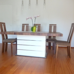 miza in inline vrata