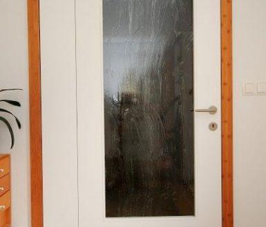 steklena notranja vrata
