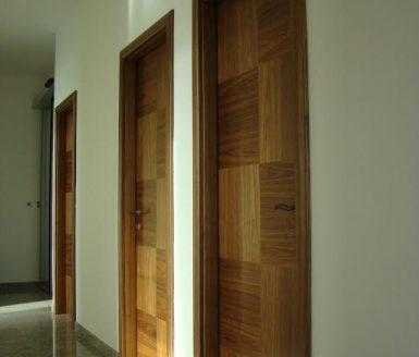 starinska notranja vrata oreh
