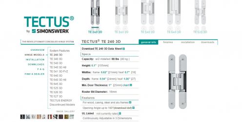 TECTUS 240 3D