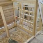 izdelava lesene savne
