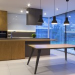 Moderna kuhinja markelj