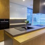 podrobnosti futuristične kuhinje