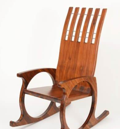 unikatno leseno pohištvo